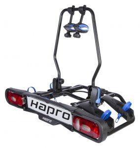 Fietsendrager Hapro Atlas 2 blue Premium